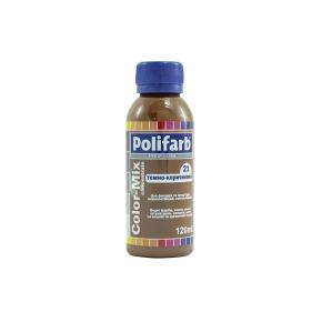 Универсальная колеровочная паста Polifarb Сolor-Mix Concentrate 21 Темно-коричневая