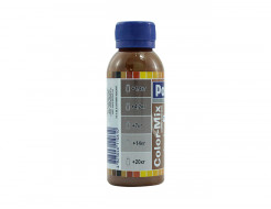 Универсальная колеровочная паста Сolor-Mix Concentrate 21 Темно-коричневая - изображение 2 - интернет-магазин tricolor.com.ua
