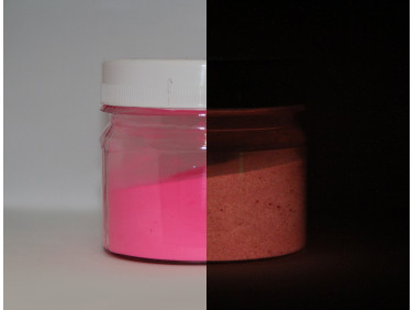 Люминофор цветной Tricolor 5-15 мкм розовый