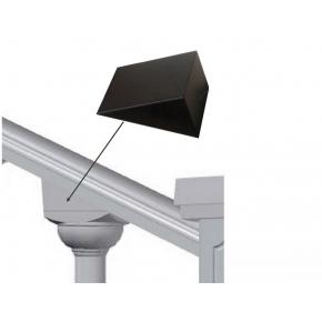 Форма подстаканник угловой лестничный №13 АБС BF 17,5х15х8 - изображение 2 - интернет-магазин tricolor.com.ua