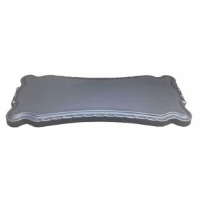 Форма скамейки Седло АБС BF 110х44,5х6