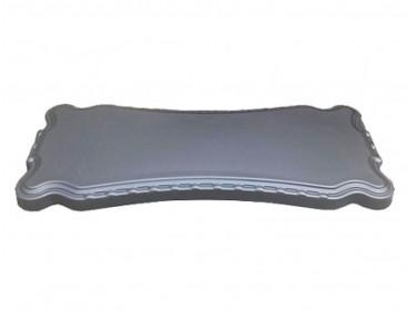 Форма скамейки АБС BF 110х44,5х6