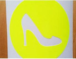Купить Краска флуоресцентная AcmeLight для оракала желтая - 2