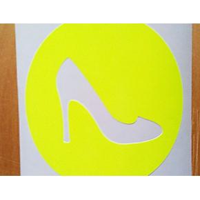 Краска флуоресцентная AcmeLight Fluorescent Oracal для оракала желтая - изображение 2 - интернет-магазин tricolor.com.ua