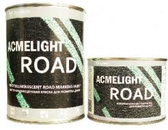 Купить Краска светящаяся AcmeLight Road для дорожной разметки белая - 2