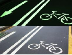 Купить Краска светящаяся AcmeLight Road для дорожной разметки белая - 4