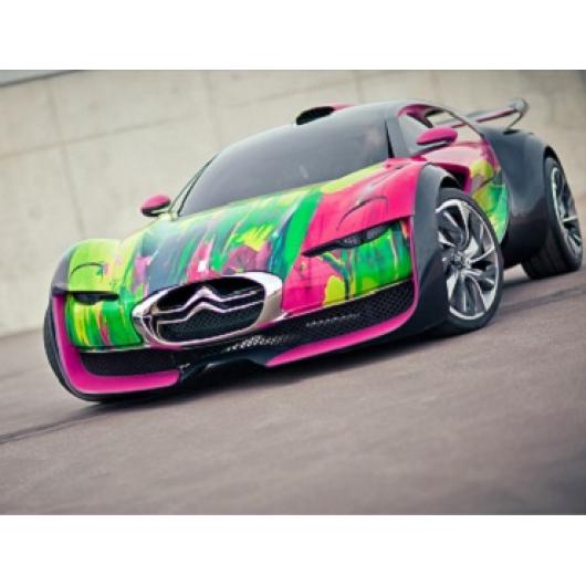 Краска флуоресцентная AcmeLight Fluorescent Metal 2K для металла розовая - интернет-магазин tricolor.com.ua
