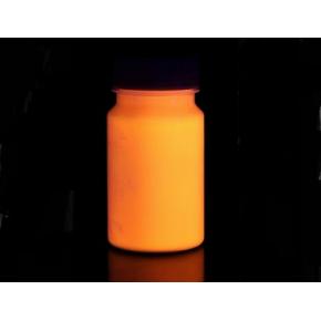 Краска люминесцентная AcmeLight Facade для фасада оранжевая