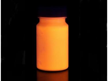 Краска люминесцентная AcmeLight для фасада оранжевая