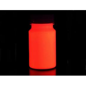 Краска люминесцентная AcmeLight Facade для фасада красная