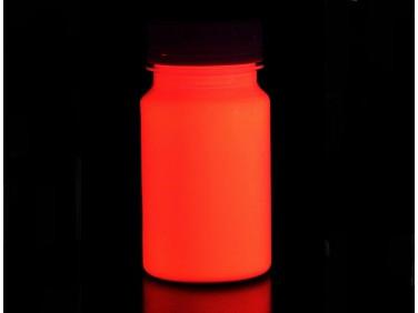 Краска люминесцентная AcmeLight для фасада красная