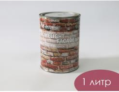 Краска люминесцентная AcmeLight для фасада красная - изображение 2 - интернет-магазин tricolor.com.ua