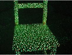 Краска светящаяся AcmeLight для дерева зеленая - изображение 2 - интернет-магазин tricolor.com.ua