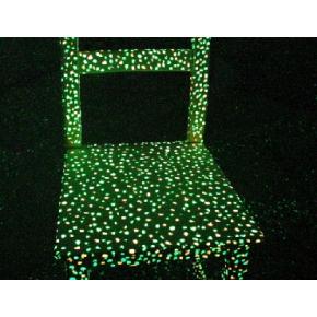 Краска люминесцентная AcmeLight Wood для дерева зеленая - изображение 2 - интернет-магазин tricolor.com.ua
