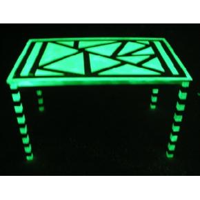 Краска люминесцентная AcmeLight Wood для дерева зеленая - интернет-магазин tricolor.com.ua