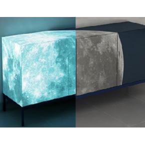 Краска люминесцентная AcmeLight Wood для дерева классик - интернет-магазин tricolor.com.ua