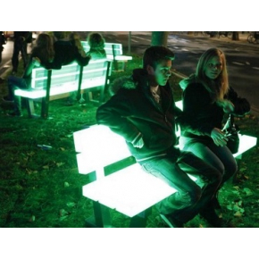 Краска люминесцентная AcmeLight Wood для дерева белая - интернет-магазин tricolor.com.ua