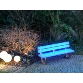 Краска люминесцентная AcmeLight Wood для дерева голубая - интернет-магазин tricolor.com.ua