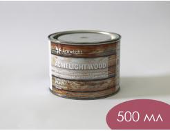 Краска люминесцентная AcmeLight для дерева оранжевая - изображение 2 - интернет-магазин tricolor.com.ua