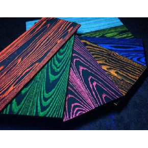 Краска люминесцентная AcmeLight Wood для дерева оранжевая - интернет-магазин tricolor.com.ua