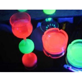 Краска люминесцентная AcmeLight Glass Original для стекла обжиговая красная