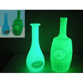Краска люминесцентная AcmeLight Glass Original для стекла обжиговая зеленая - изображение 3 - интернет-магазин tricolor.com.ua