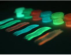 Набор люминесцентных красок для творчества AcmeLight 6x2 мл - изображение 6 - интернет-магазин tricolor.com.ua