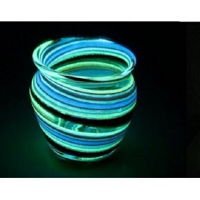 Краска люминесцентная AcmeLight Glass Original для стекла обжиговая синяя
