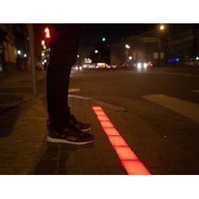 Краска люминесцентная AcmeLight Concrete для бетона красная - интернет-магазин tricolor.com.ua