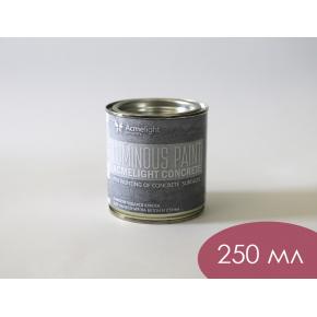 Краска люминесцентная AcmeLight Concrete для бетона красная - изображение 2 - интернет-магазин tricolor.com.ua