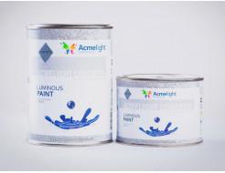 Краска люминесцентная AcmeLight для бетона красная - изображение 2 - интернет-магазин tricolor.com.ua