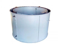 Форма кольца колодезного КС-1200-2 BF стенка 2 мм профильная труба 20х20 H-89 D-120/138 - изображение 3 - интернет-магазин tricolor.com.ua
