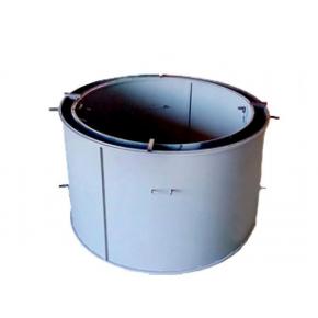 Форма кольца колодезного КС-1500-4 BF стенка 4 мм профильная труба 40х40 H-89 D-150/170 - интернет-магазин tricolor.com.ua