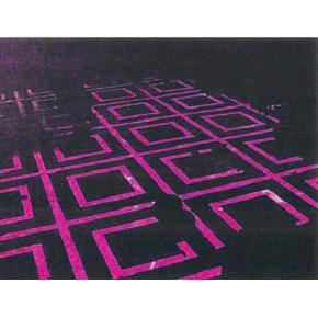 Краска люминесцентная AcmeLight Concrete для бетона розовая - интернет-магазин tricolor.com.ua