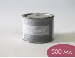 Краска люминесцентная AcmeLight для бетона розовая - изображение 2 - интернет-магазин tricolor.com.ua