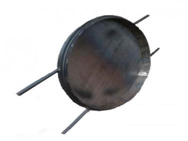Форма Крышка канализационного люка BF H-7 D-78/80