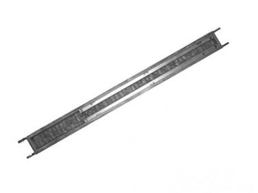 Форма столба Ломаный кирпич №47 стеклопластик BF паз 1,5 м