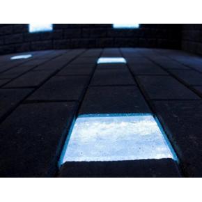 Краска люминесцентная AcmeLight Concrete для бетона белая - интернет-магазин tricolor.com.ua