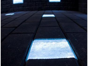 Краска люминесцентная AcmeLight для бетона белая