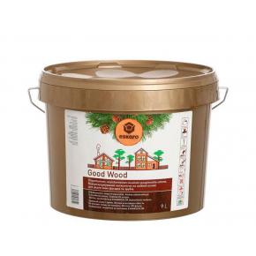 Антисептик для деревянных фасадов Eskaro Good Wood на масляной основе