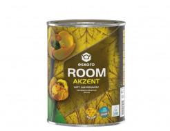 Краска интерьерная акриловая Eskaro Akzent Room матовая белая - изображение 2 - интернет-магазин tricolor.com.ua