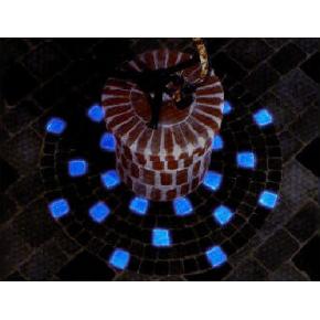 Краска люминесцентная AcmeLight Concrete для бетона синяя - интернет-магазин tricolor.com.ua