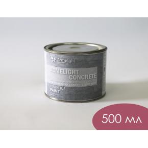 Краска люминесцентная AcmeLight Concrete для бетона оранжевая - изображение 2 - интернет-магазин tricolor.com.ua