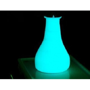 Краска люминесцентная AcmeLight Glass Original для стекла обжиговая голубая