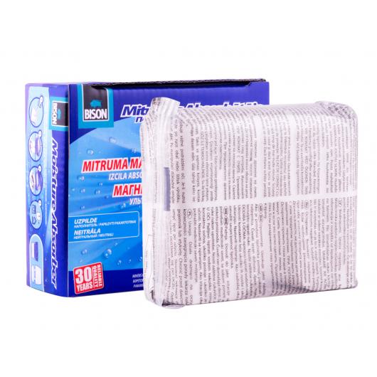 Сменная таблетка для влагопоглотителя Bison универсальная 450 г - изображение 2 - интернет-магазин tricolor.com.ua