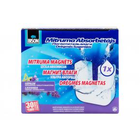 Сменная таблетка для влагопоглотителя Bison универсальная 450 г лаванда