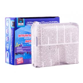 Сменная таблетка для влагопоглотителя Bison универсальная 450 г лаванда - изображение 2 - интернет-магазин tricolor.com.ua