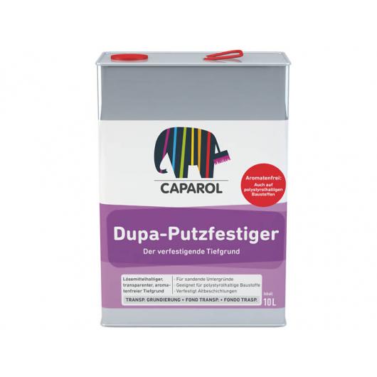 Грунт глубокопроникающий Caparol Dupa-Putzfestiger для сложных поверхностей