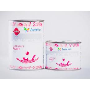 Краска люминесцентная AcmeLight Flower для цветов розовая - изображение 2 - интернет-магазин tricolor.com.ua