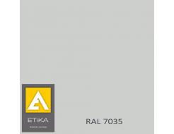 Краска порошковая полиэфирная Etika Elektro Светло-серая RAL 7035 шагрень